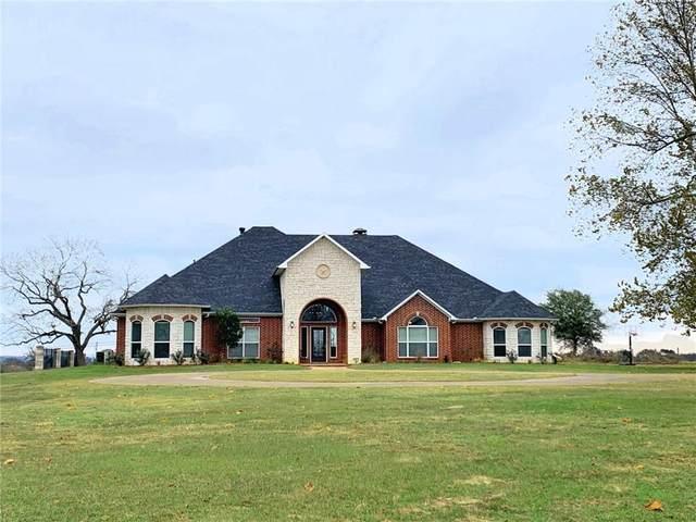 410 Acr 327, Frankston, TX 75763 (#8370008) :: Realty Executives - Town & Country