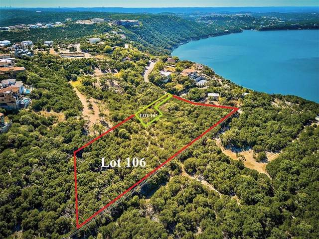 106 Comanche Trl, Austin, TX 78732 (#8370828) :: The Perry Henderson Group at Berkshire Hathaway Texas Realty