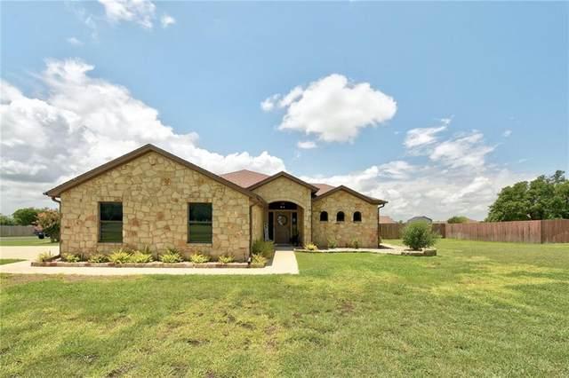 301 Sarahs Ln, Liberty Hill, TX 78642 (#8371673) :: The Perry Henderson Group at Berkshire Hathaway Texas Realty