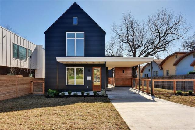 1903 E 16th St #1, Austin, TX 78702 (#8372714) :: Papasan Real Estate Team @ Keller Williams Realty