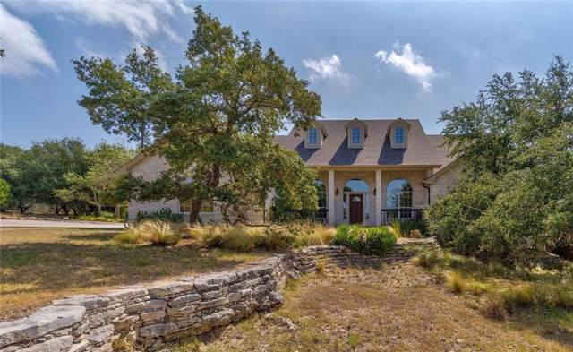 1053 Sunset Canyon South, Dripping Springs, TX 78620 (#8374036) :: Douglas Residential