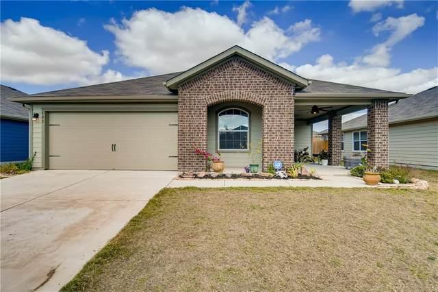103 San Bernard Trl, Hutto, TX 78634 (#8376252) :: First Texas Brokerage Company