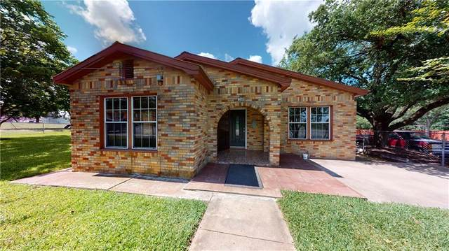 188 W Richmond St, Giddings, TX 78942 (#8379417) :: Papasan Real Estate Team @ Keller Williams Realty