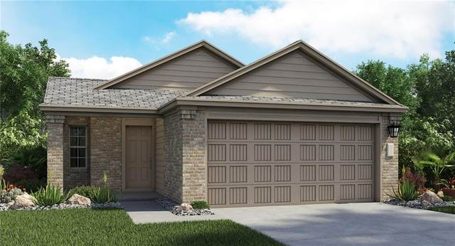 557 Greatest Gift Way, Jarrell, TX 76537 (#8379781) :: The Heyl Group at Keller Williams