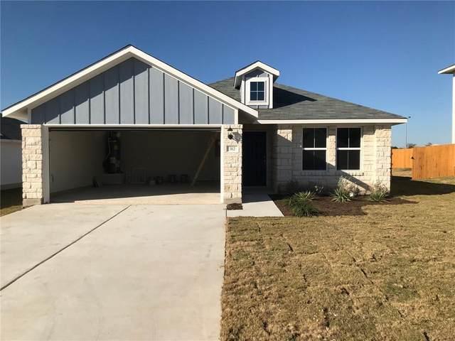 312 Schuylerville Dr, Elgin, TX 78621 (#8381246) :: First Texas Brokerage Company