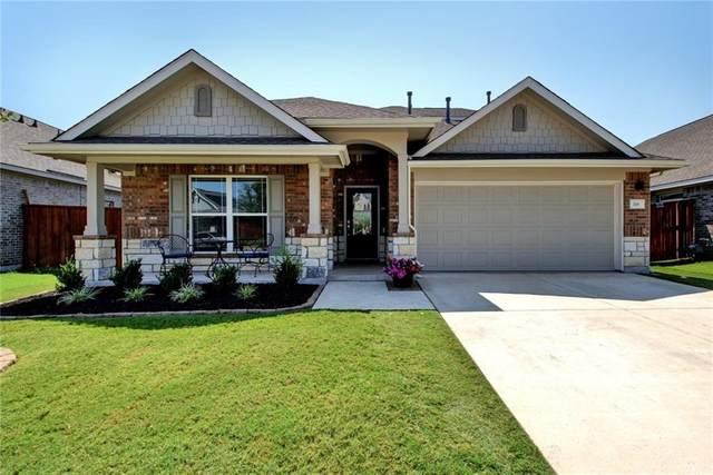 116 Krupp Ave, Liberty Hill, TX 78642 (#8381347) :: Resident Realty