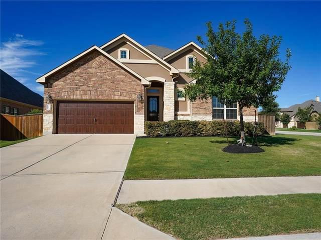 209 Brantley Lake Ln, Georgetown, TX 78628 (#8385380) :: Lucido Global