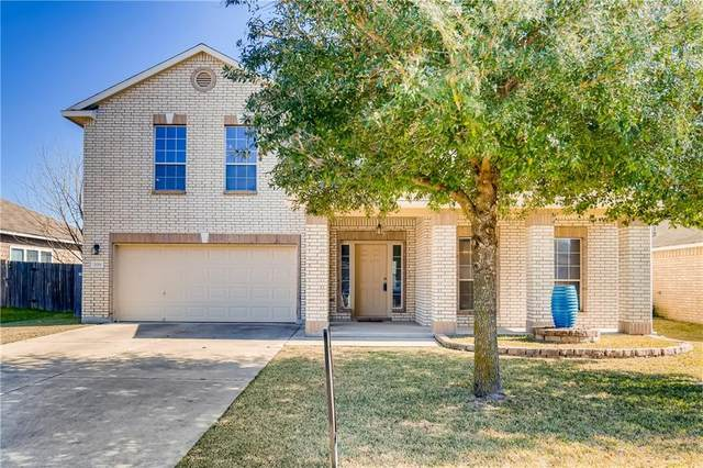 2011 Blewett Dr, Hutto, TX 78634 (#8388393) :: Realty Executives - Town & Country