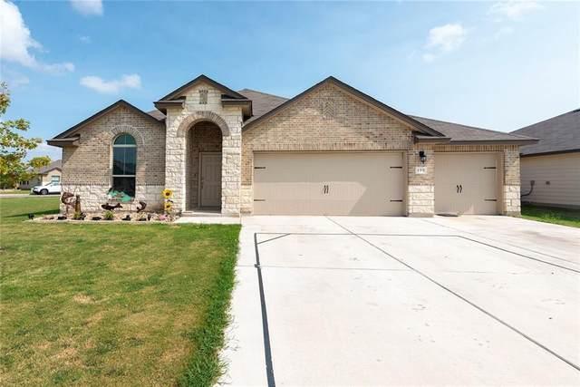 155 Beth Ann Loop, Taylor, TX 76574 (#8392772) :: Papasan Real Estate Team @ Keller Williams Realty