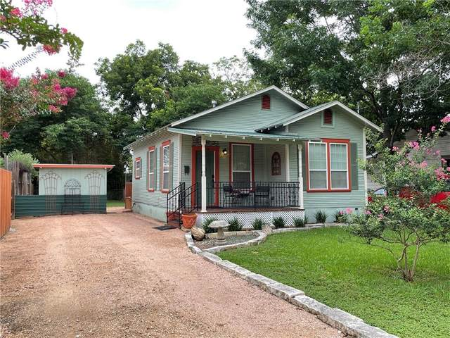 406 Normandy St, Austin, TX 78745 (#8392985) :: Papasan Real Estate Team @ Keller Williams Realty