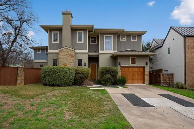 2014 Arpdale St A, Austin, TX 78704 (#8397596) :: The Perry Henderson Group at Berkshire Hathaway Texas Realty