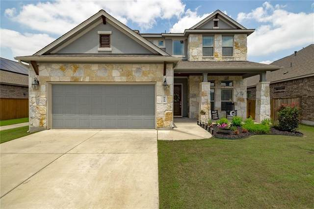 916 Isaias Dr, Leander, TX 78641 (#8398470) :: Papasan Real Estate Team @ Keller Williams Realty