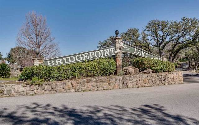 LOT 30 Bridgepoint Dr, Kingsland, TX 78639 (#8400075) :: The Perry Henderson Group at Berkshire Hathaway Texas Realty