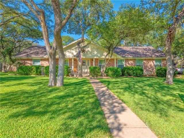 809 Serenada Dr, Georgetown, TX 78628 (#8400081) :: Papasan Real Estate Team @ Keller Williams Realty