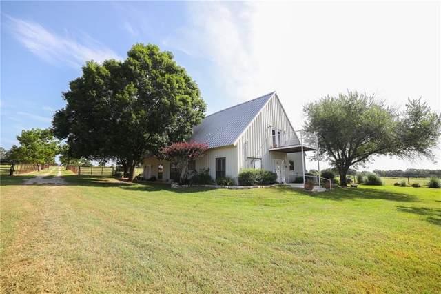 1139 County Road 417, Lexington, TX 78947 (MLS #8402064) :: Brautigan Realty