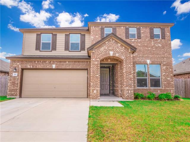 119 Everglades Ave, Taylor, TX 76574 (#8402701) :: The Gregory Group