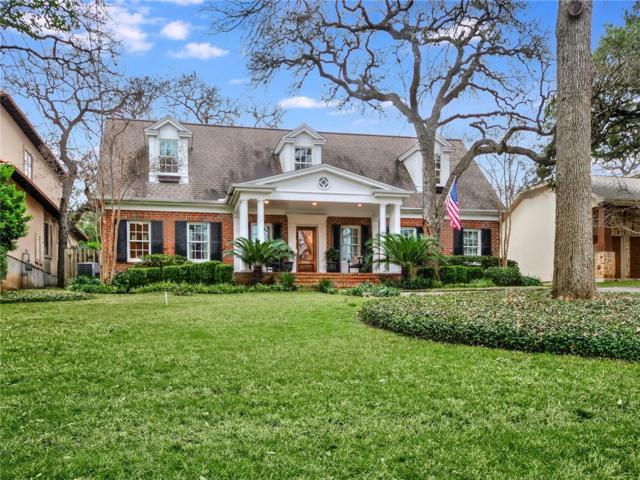 1307 Elton Ln, Austin, TX 78703 (#8403545) :: Papasan Real Estate Team @ Keller Williams Realty