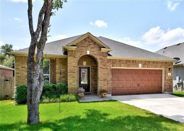 325 Autumn Willow Dr, San Marcos, TX 78666 (#8405415) :: Ben Kinney Real Estate Team