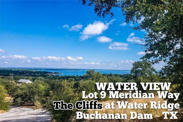 Lot 9 Meridian Way, Buchanan Dam, TX 78609 (#8406330) :: Zina & Co. Real Estate