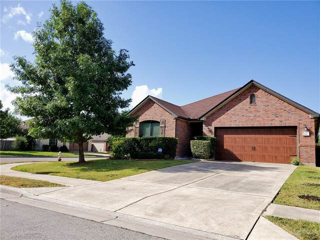 801 Oatmeal Dr, Pflugerville, TX 78660 (#8407405) :: The Heyl Group at Keller Williams