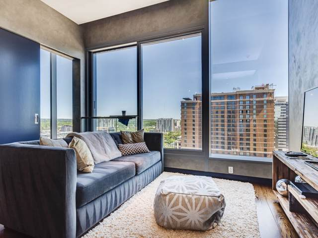 210 Lavaca #2012, Austin, TX 78701 (#8408005) :: Ben Kinney Real Estate Team