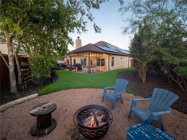 401 Valley Oaks Loop, Georgetown, TX 78626 (MLS #8408802) :: Brautigan Realty