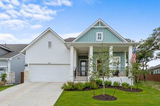 927 Hazy Hills Loop, Dripping Springs, TX 78620 (#8408893) :: Papasan Real Estate Team @ Keller Williams Realty
