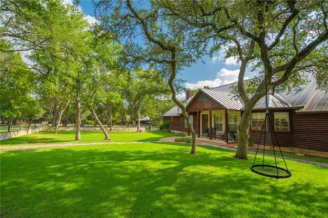 5901 Mount Gainor Road, Wimberley, TX 78676 (#8410112) :: Front Real Estate Co.