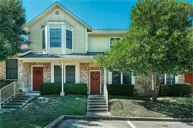 11910 Swearingen Dr #115, Austin, TX 78758 (#8410247) :: Green City Realty