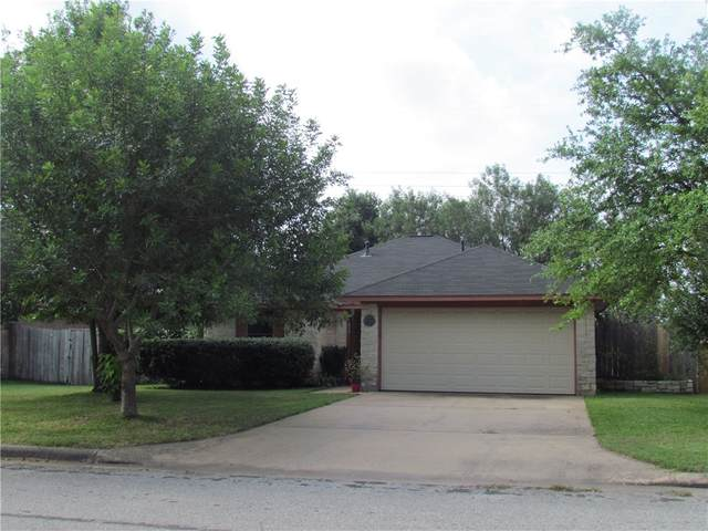 1606 Southcreek Dr, Leander, TX 78641 (#8412740) :: The Heyl Group at Keller Williams