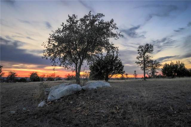 Lot 11 Park View Dr, Marble Falls, TX 78654 (#8412788) :: First Texas Brokerage Company