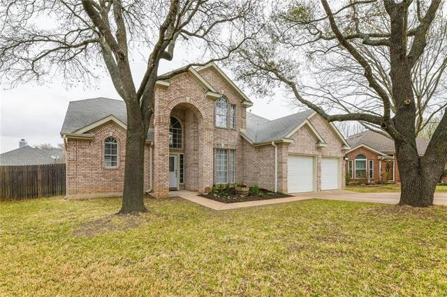 8902 Perch Cv, Austin, TX 78717 (#8413449) :: Papasan Real Estate Team @ Keller Williams Realty