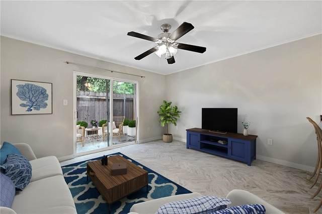 1422 Collier St #103, Austin, TX 78704 (#8417524) :: Ben Kinney Real Estate Team