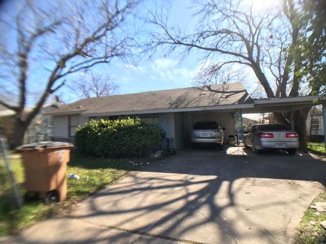 6601 Porter St, Austin, TX 78741 (#8418836) :: The Perry Henderson Group at Berkshire Hathaway Texas Realty
