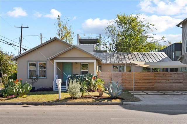 93 Robert T Martinez Jr St #2, Austin, TX 78702 (#8419414) :: Papasan Real Estate Team @ Keller Williams Realty