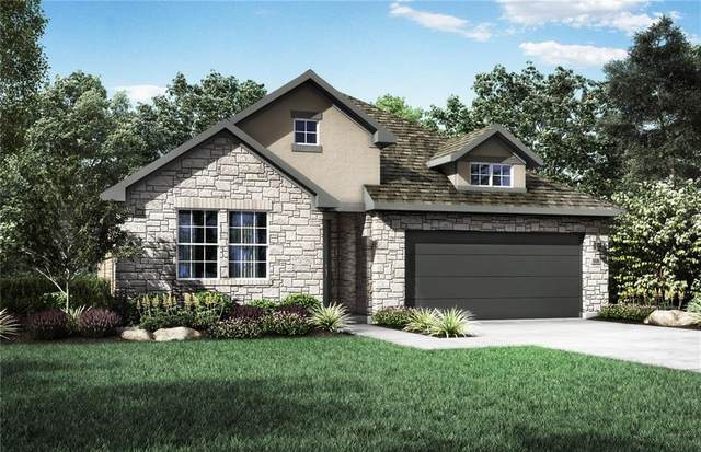 720 Pinnacle View Dr, Georgetown, TX 78628 (#8419695) :: Realty Executives - Town & Country