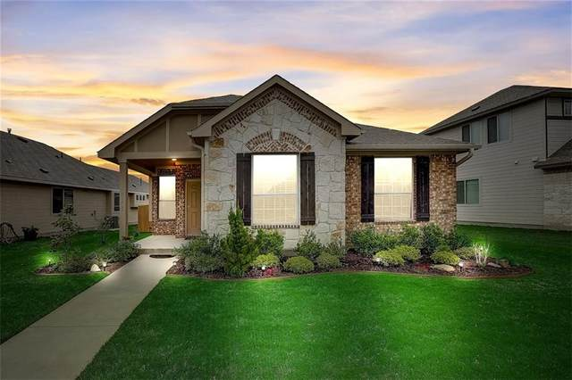8156 Daisy Cutter Xing, Georgetown, TX 78626 (#8420113) :: The Perry Henderson Group at Berkshire Hathaway Texas Realty