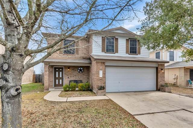 513 S Pauley Dr, Hutto, TX 78634 (#8420214) :: The Summers Group