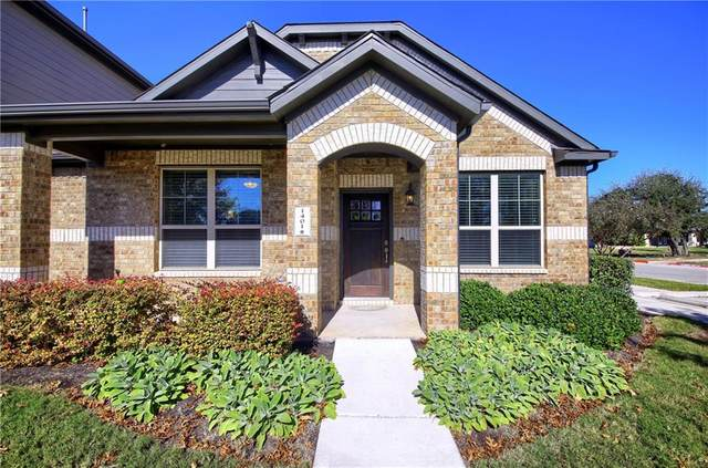 7220 Wyoming Springs Dr #1401, Round Rock, TX 78681 (#8421142) :: Zina & Co. Real Estate