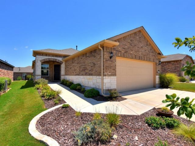 324 Kickapoo Creek Ln, Georgetown, TX 78633 (#8421590) :: The ZinaSells Group
