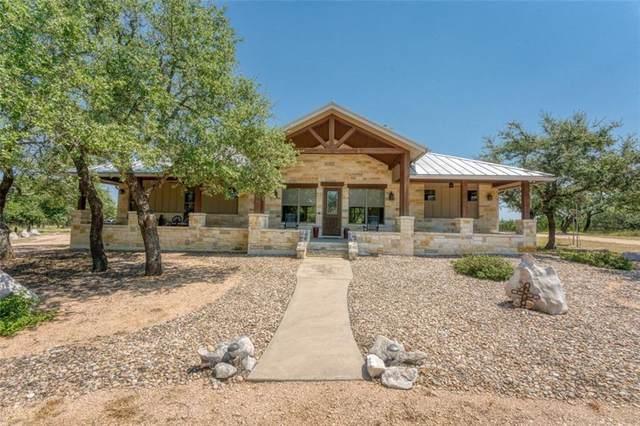 1051 Twisted Oak Dr, Horseshoe Bay, TX 78657 (#8423565) :: Papasan Real Estate Team @ Keller Williams Realty
