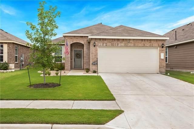 270 Firethorn Dr, Buda, TX 78610 (#8423664) :: Papasan Real Estate Team @ Keller Williams Realty