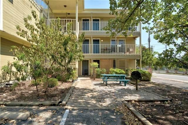 202 E 45th St #301, Austin, TX 78751 (#8424364) :: Front Real Estate Co.