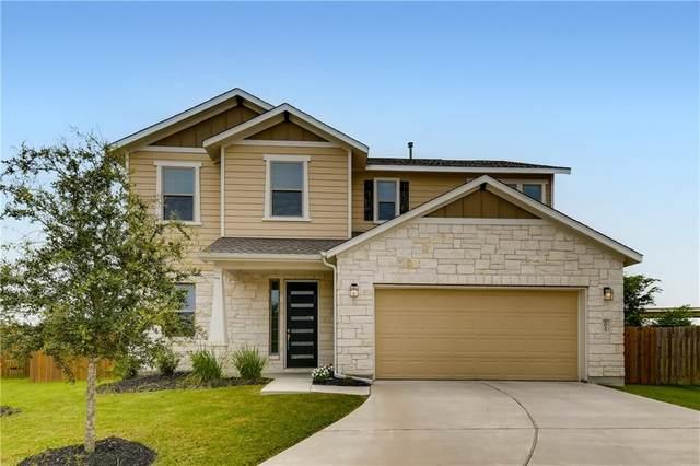 1013 Guernsey Cv, Hutto, TX 78634 (#8425532) :: Papasan Real Estate Team @ Keller Williams Realty