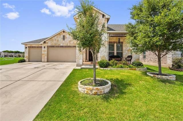 601 Flag Ln, Leander, TX 78641 (#8425729) :: Papasan Real Estate Team @ Keller Williams Realty