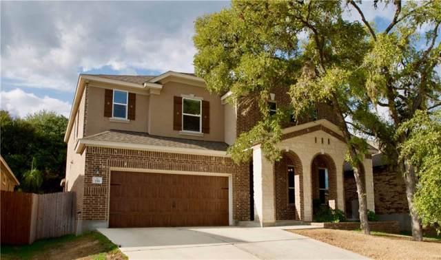 733 Foxtail Run, San Marcos, TX 78666 (#8425941) :: Ben Kinney Real Estate Team