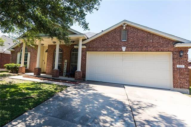 2125 Pearson Way, Round Rock, TX 78665 (#8427059) :: The Perry Henderson Group at Berkshire Hathaway Texas Realty