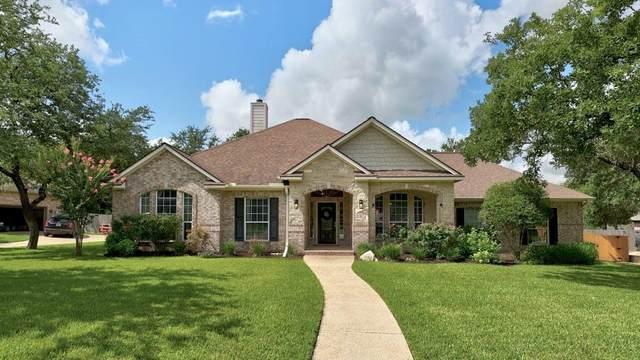 123 Eagle Landing Dr, Belton, TX 76513 (#8427890) :: Papasan Real Estate Team @ Keller Williams Realty