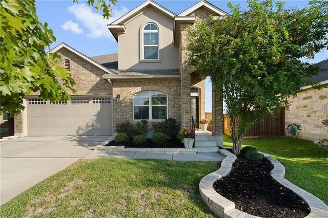 121 Briar Park Dr, Georgetown, TX 78626 (#8431356) :: R3 Marketing Group
