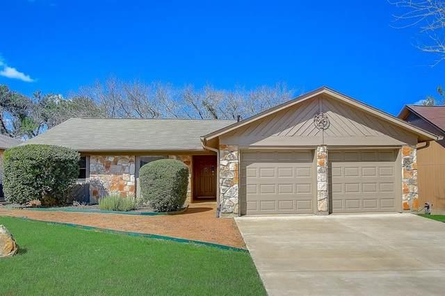 2106 Oxford Blvd, Round Rock, TX 78664 (#8433202) :: Ben Kinney Real Estate Team